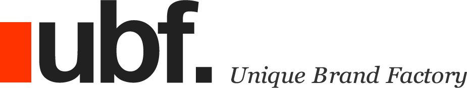 UBF - Unique Brand Factory Logo
