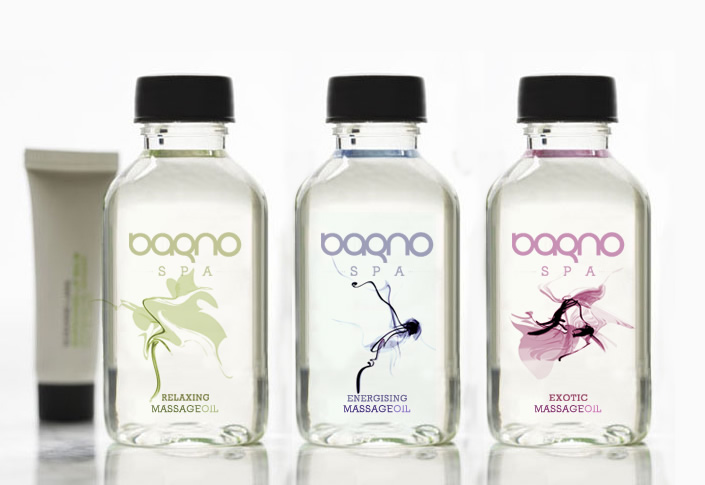 Branding and Identity Design for Bagno Spa